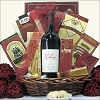 Yours Forever: Anniversary Wedding Gift Basket