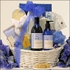 Lavender Vanilla Spa Luxuries Gift Basket