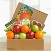 Cheese and Fruit Deluxe Gift Box