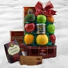 Fruit & Cookie Extravaganza Gift Basket