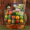 Fruitful Treasures: Gift Basket Of Fruits