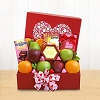 Fruit  Valentine Gift Box -  Deluxe