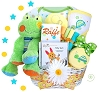 Fun At The Pond: New Baby Gift Basket