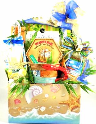 Fun In The Sun Beach Gift Basket