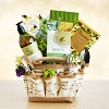 Earthly Gardening Delights Gift Basket for Mom