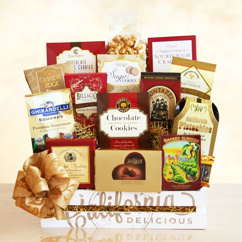 Gift Basket of Great Tastes