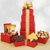 Godiva Chocolate Gift Tower