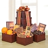 Godiva & Fruit Gift Tower