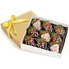 Confetti  Belgian Chocolate Dipped Strawberries