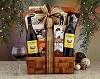 Gourmet and Wine Duet Gift  Basket