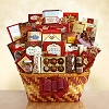 Gourmet Harvest Celebration Gift Basket