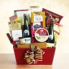 Gourmet Celebrations Gift Basket