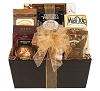 Gourmet Coffee & Snacks Gift Basket