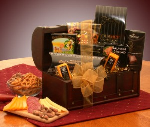 Gourmet Connoisseur Gift Chest