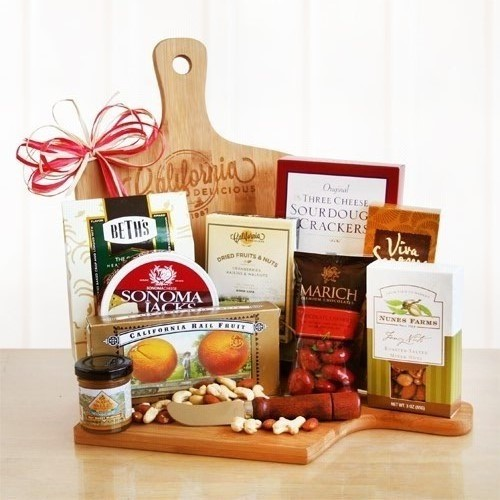 California Breezes,Gourmet Cutting Board Gift