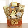 Gourmet Delicacies: Corporate Gift Basket