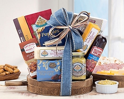 Gourmet Favorites Collection Gift Basket