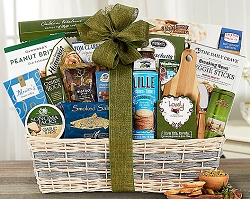 Grand Gourmet Celebration Gift Basket
