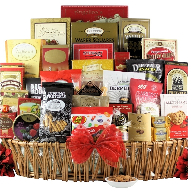 Grandose Gourmet Corporate Gift Basket