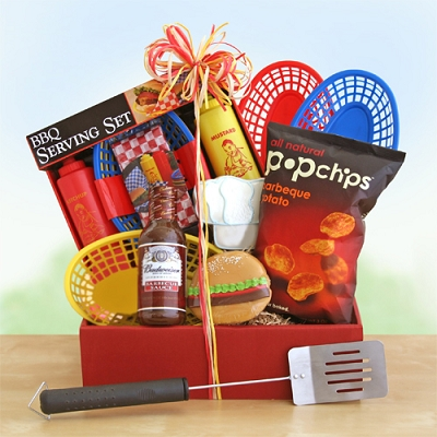Great Outdoors Celebration: Summer Gift Basket