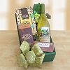 Green Organic Wine and Gourmet Basket