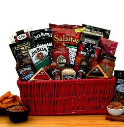 Deluxe Grilling Gift Basket
