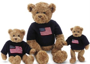 Gund - Theodore  100th Anniversary Teddy Bear Retired