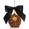 Halloween Caramel Chocolate Apples