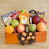 Halloween Fruit Sweets & Treats Gift Basket