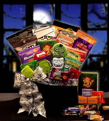 Halloween Monster Mash Gift Basket