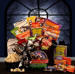 Halloween Horror Nights Movie Gift Basket