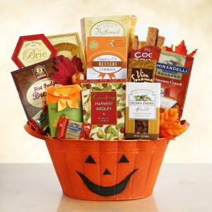 Halloween Party Gourmet Gift Basket