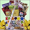 Happy Birthday!  Birthday Gift Basket