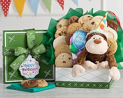 Happy Birthday Cookie Gift Collection