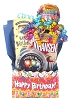 Happy Birthday Wishes Gift Basket