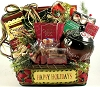 Happy Holidays! Holiday Gift Basket