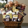 Harmony of Sweets: Gourmet Gift Basket