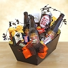 Haunted Halloween Root Beer Gift Basket
