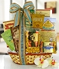 Healing Thoughts Gourmet Gift Basket