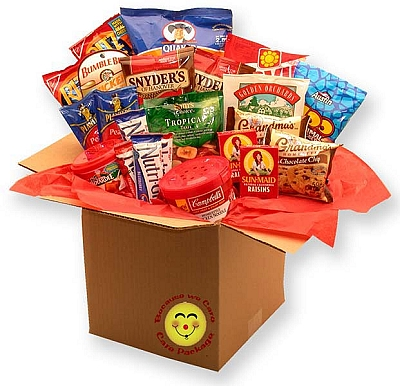Healthy Choice Gourmet Care Package