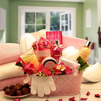 Heavenly Spa: Gift Basket