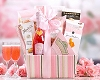 Favorite Gourmet & Hello Kitty Wine Gift Basket