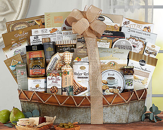 VIP Holiday Gift Basket