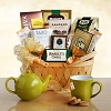 Holiday Delight Tea & Sweets Gift Basket