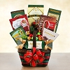 Holiday Greetings Gourmet Gift Bssket