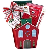Holiday House Snack Gift Basket