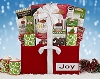 Holiday Joy To The World: Cocoa & Coffee Gift Basket