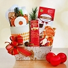 Holiday Mandarin Blossom Spa Gift Basket