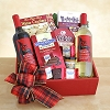 Holiday Party Wine Gift Basket