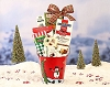 Holiday Sweets & Treats Gift Basket